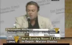 Christopher Hitchens o cirkvi